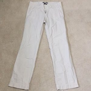 Light colored work pants